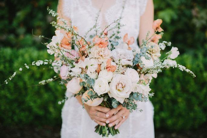 ¿Quieres lucir el ramo de novia perfecto? Elige rosas