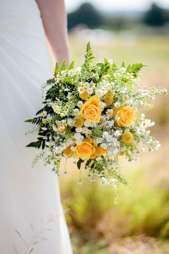 ramos de novia rosas