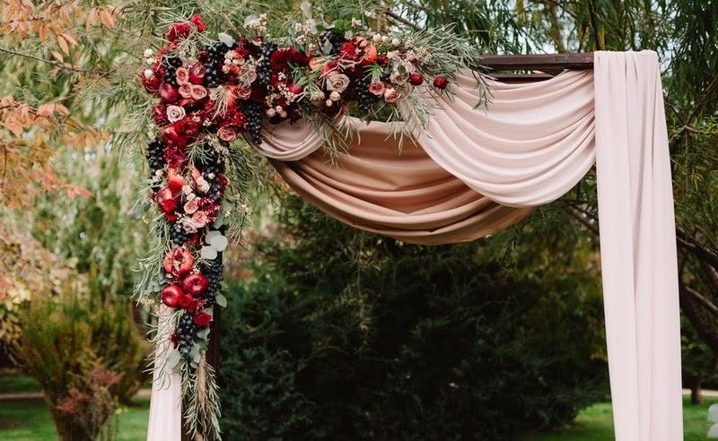 ¿Por qué celebrar tu boda en otoño?