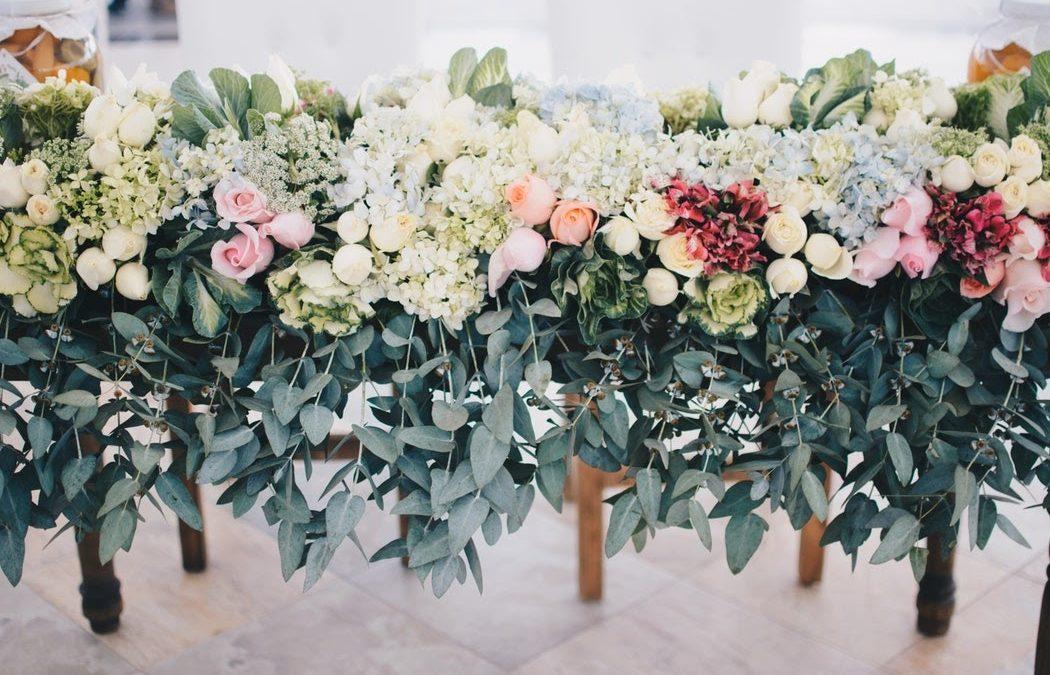 5 Flores para tu boda que te sorprenderán