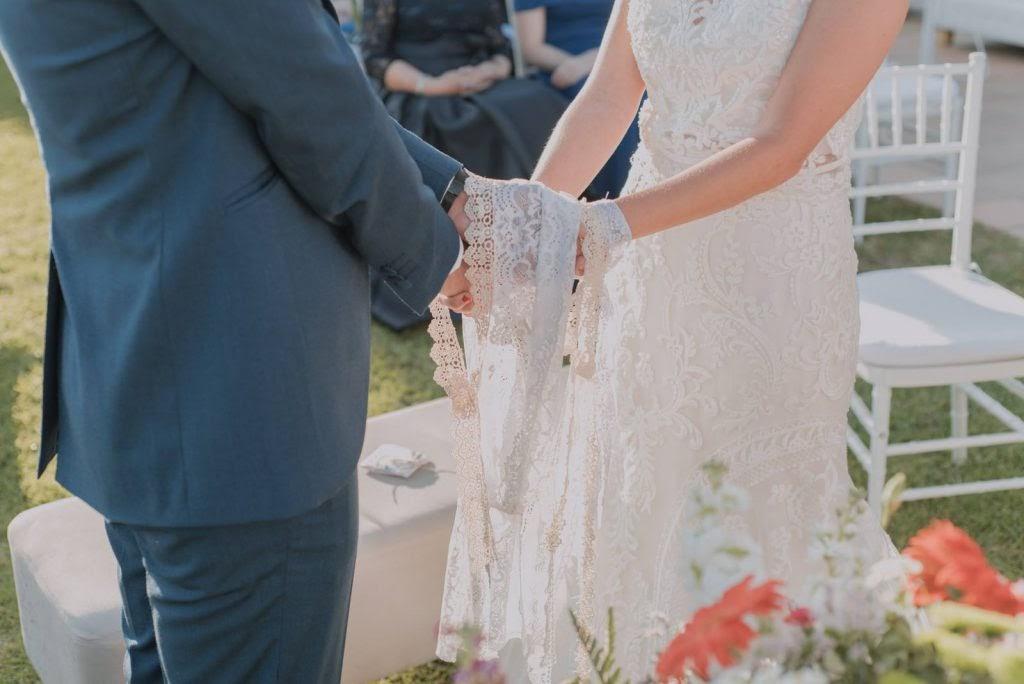 Rituales para una boda civil