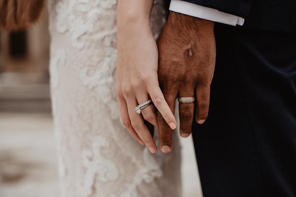 Historia de las alianzas de boda