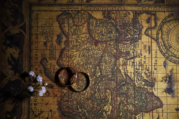 Historia de las alianzas de bodas