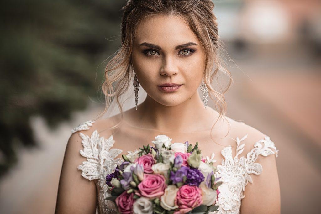 tipos de peinado para novias segun su rostro