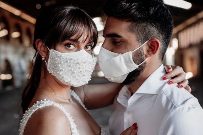 mascarillas para bodas